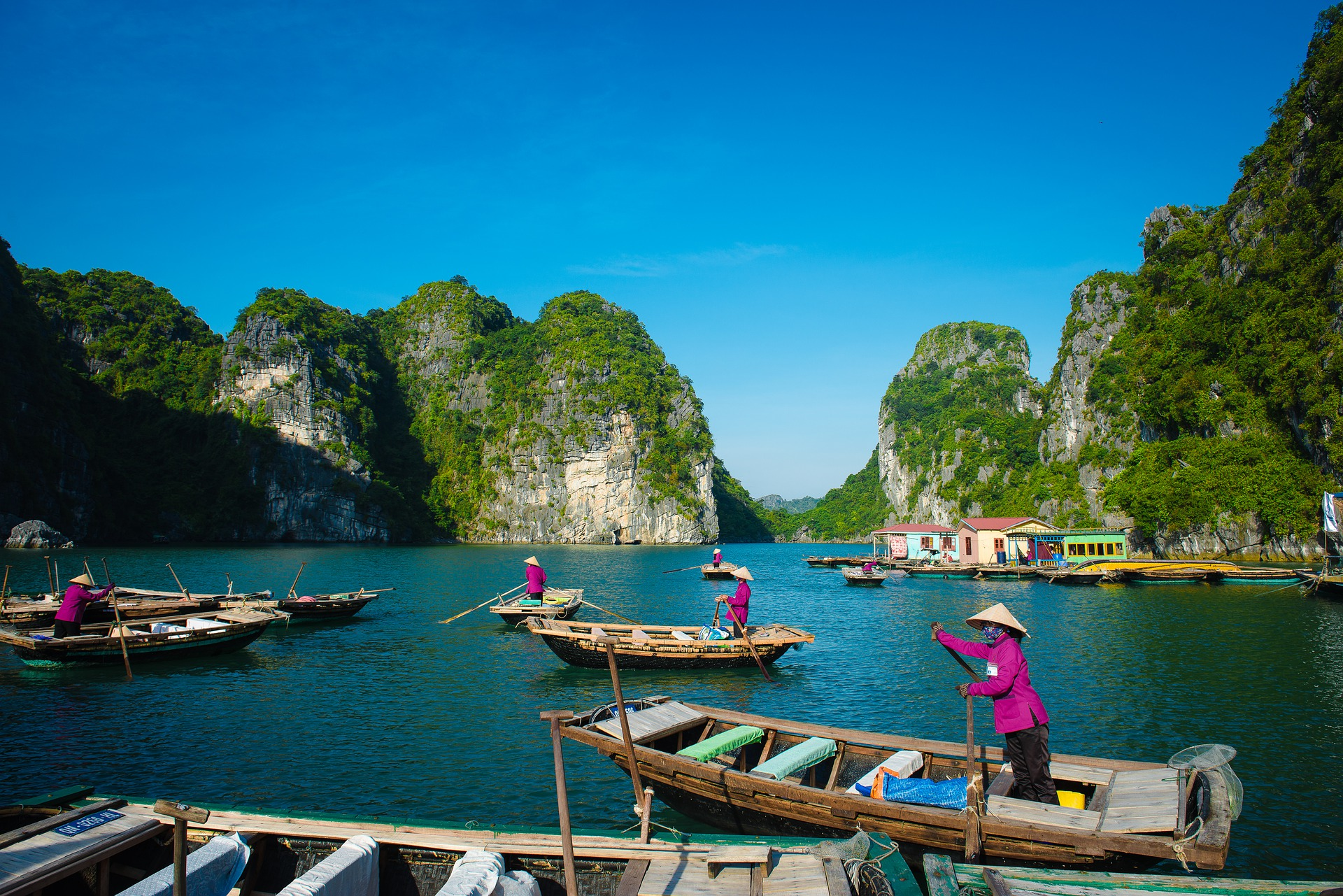Le Vietnam, la meilleure destination pour un voyage relaxant en famille
